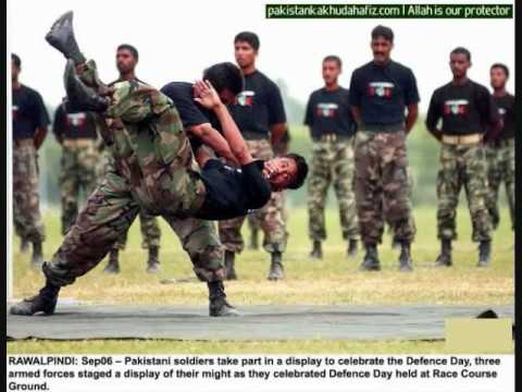 how to join special forces in pakistan