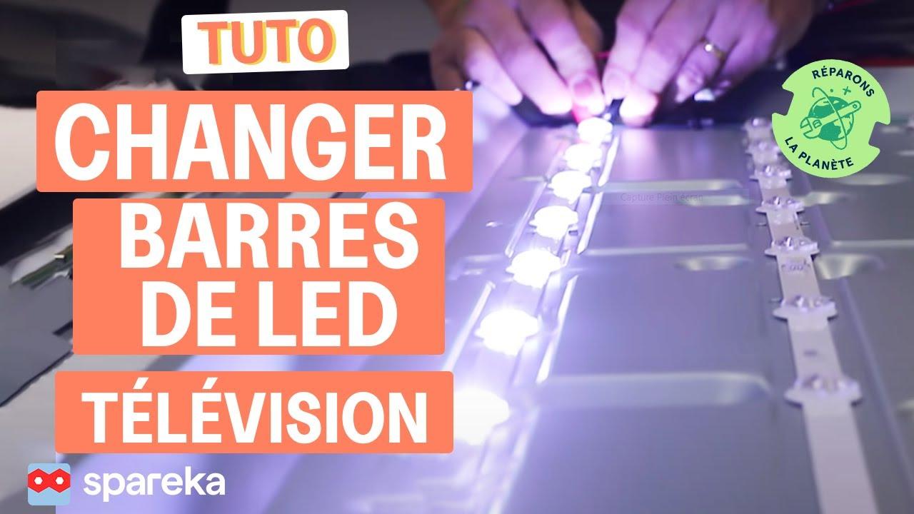 comment changer les led de votre tv