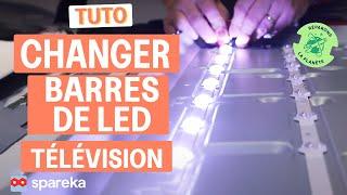 Comment changer les LED de votre TV ?