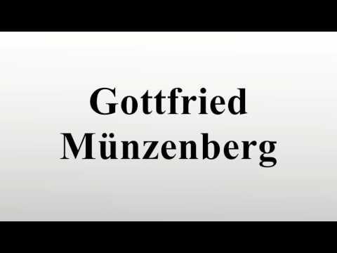Gottfried Münzenberg