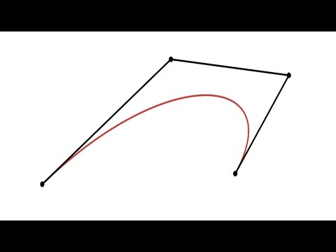Laboratory Project: Bezier Curves Part 1 - YouTube