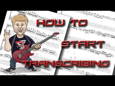 The Most Useful Transcribing Lesson To Get Started Today - Levi Clay Vlog