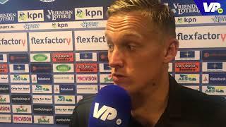 Toornstra: ''Niemand was vandaag zijn Feyenoord-shirt waard''