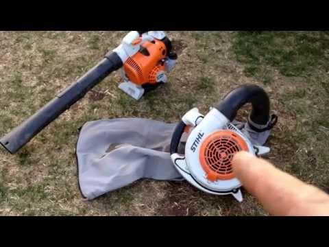 New Best Leaf Blower Vac Amp Mulcher Bv5600 Test Re