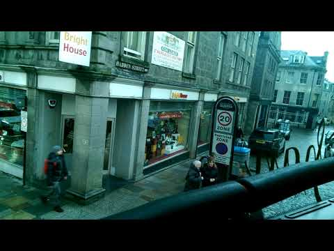 68 BusMarket Street Aberdeen Shut Without Warning