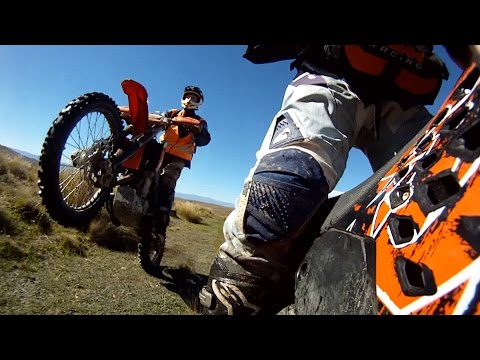 New Zealand Motorcycle Adventure Full Length