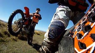 New Zealand Motorcycle Adventure Full Length