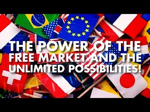 The Power Of The Free Market And The Unlimited Possibilities! - Luis Fernando Mises Interview