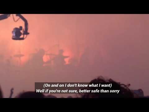 Arcade Fire - Creature Comfort (Live Lyrics)