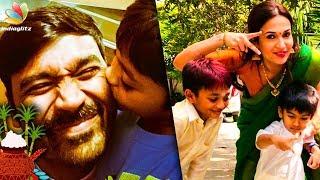 After Petta, Superstar & Dhanush Joins Family Celebration | Hot Cinema News | Pongal Special
