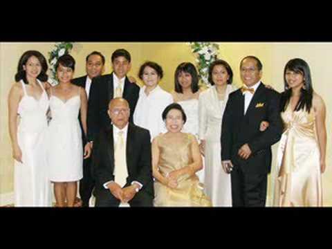 Jose Sela Borromeo 50th Golden Wedding Anniversary