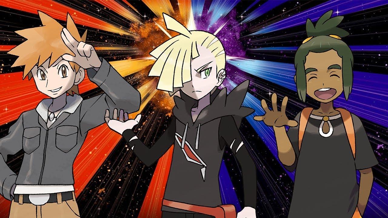 999770a613985 Pokémon - All Rival Battle Themes - YouTube