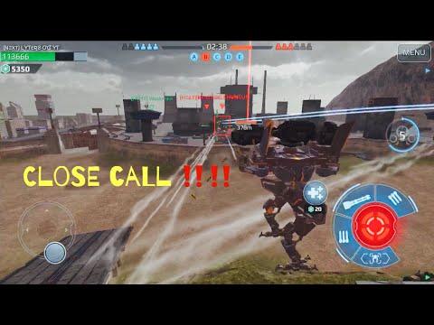 ƝΞXT vs HEAT | War Robots |