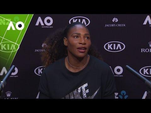 Serena Williams press conference (3R) | Australian Open 2017