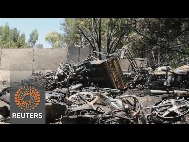 Dozens killed in Afghanistan car bomb