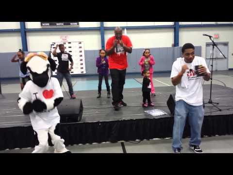"""Cecil-Raw Performing @ The Tallahassee M""""A""""N Up Against Bullying Rally®"""