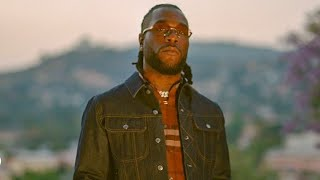 Burna Boy - Where ft. Dave (Official Video)