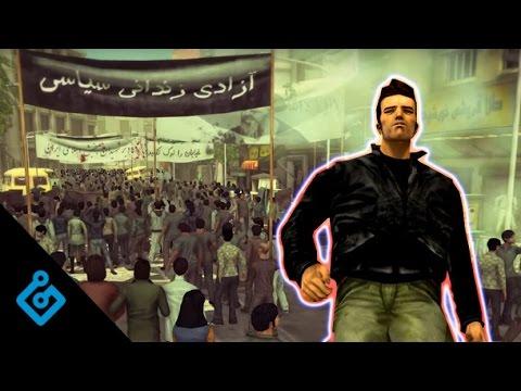 Liberty City To 1979 Iran: Navid Khonsari's Cinematic Career