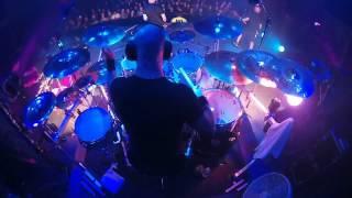 "Ryan Van Poederooyen DrumCam (Devin Townsend Project) - ""Higher"" - Dallas, Texas - Sept 29th, 2016"