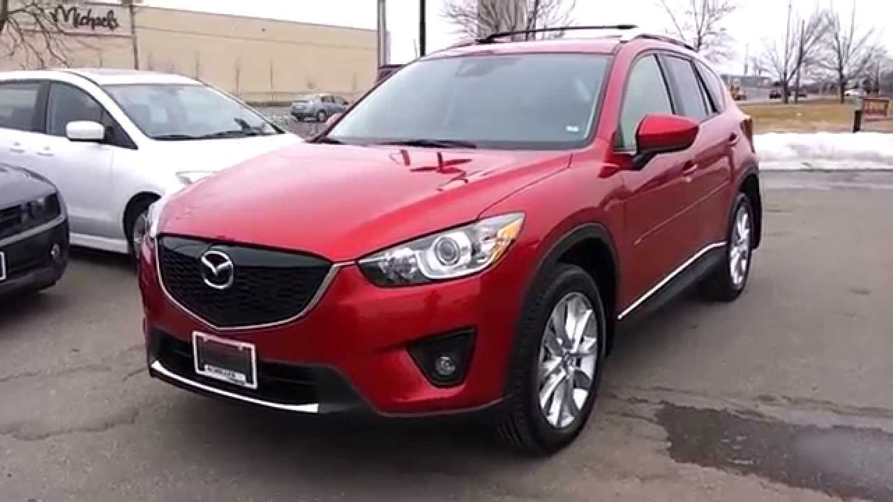 2015 Mazda Cx 5 Accessories Side Moldings Roof Rack