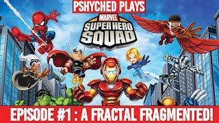 Marvel Super Hero Squad #1 - A Fractal Fragmented!