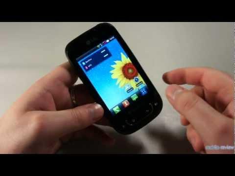 Обзор LG Optimus Link (Net) Dual P698
