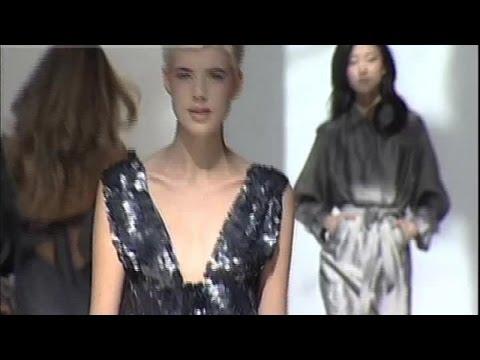 ALBERTA FERRETTI Fashion Show Spring Summer 2007 Milan by Fashion Channel