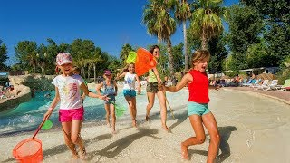 Camping Valras Plage - Sandaya Les Vagues - Vendres Plage - Camping Languedoc - NL