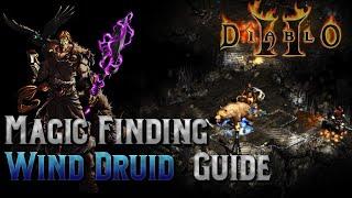 Diablo 2 - MF Wind Druid - In Depth - Pit Farmer