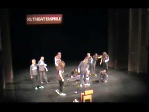 Theaterspiele - Die Büchse der Pandora