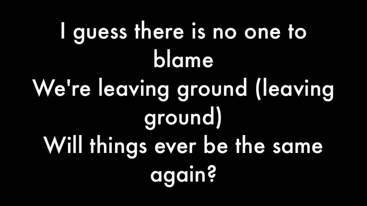 Countdown Lyrics
