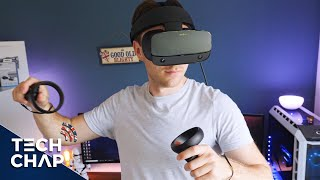 Oculus Rift S Unboxing & Setup - Room-Scale VR without Sensors! | The Tech Chap