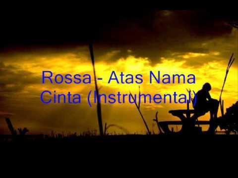 Atas nama cinta instrumental