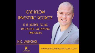 Is It Better To Be An Active or Passive Investor?