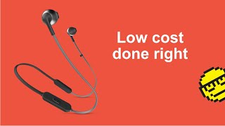 JBL Tune 205BT Review