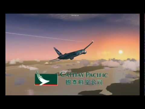 Cathay Pacific (I can fly) Ad (FSX) HD