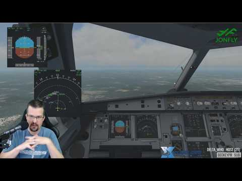 Totoritko Lesson Part 4 of 8 - A320 Ultimate by Flight Factor