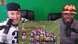 Packers vs Redskins | Reaction | NFL Week 3 Game Highlights