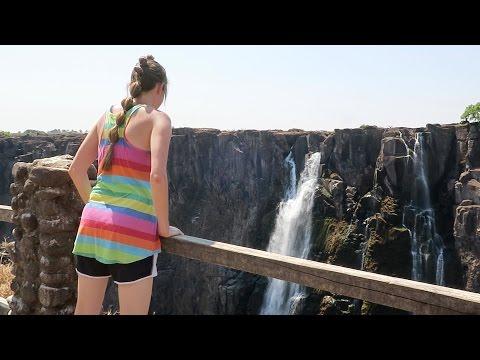 TWR 9.11: victoria falls national park
