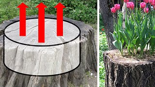 How to make a super flower pot ?