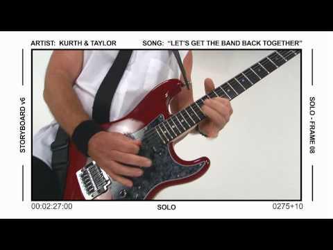 Kurth & Taylor  Let's Get the Band Back Together