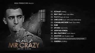 MR CRAZY  {FULL ALBUM L88}  2015