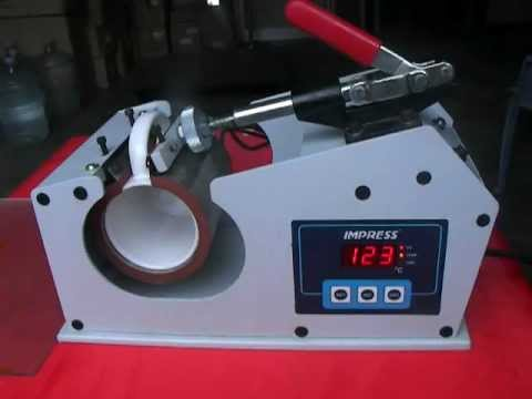 54828121 Mug press machine, mug printing machine. IMPRESS APPAREL ...
