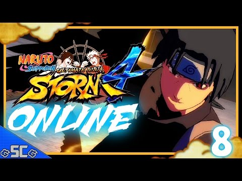 ●SC   ONLINE BATTLE #8 - WELCOME BACK ITACHI...F*CK! (Rematch)   NARUTO STORM 4【1440p 60FPS 】●