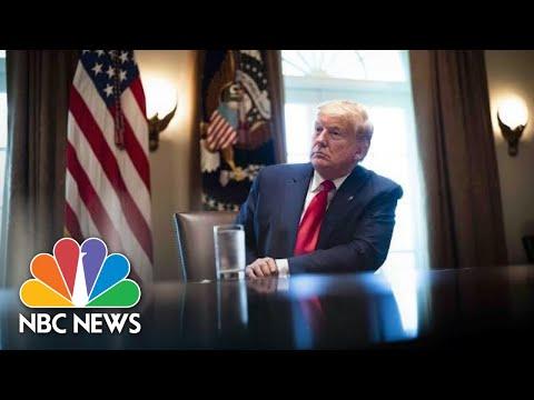 Live: Trump Participates In Roundtable On Positive Impact Of Law Enforcement   NBC News
