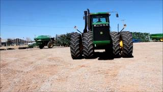 2003 John Deere 9420 4WD tractor for sale | sold at auction April 9, 2014