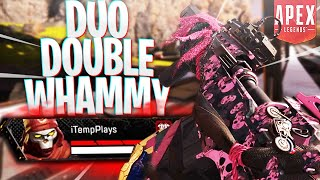 The Duo Double Whammy! - PS4 Apex Legends