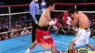 Pacquiao vs Marco Antonio Barrera I 2/5