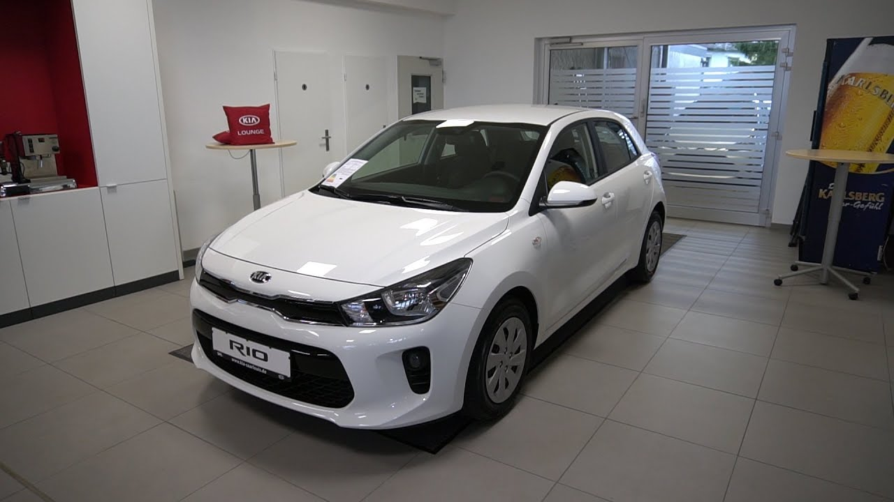 2020 Kia Rio Price, Design and Review