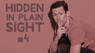 Can You Find Him in This Video? (most can't) | Hidden in Plain Sight #4